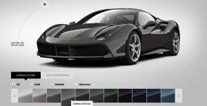 2016 Ferrari 488GTB Colors 65