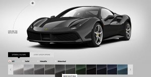 2016 Ferrari 488GTB Colors  66