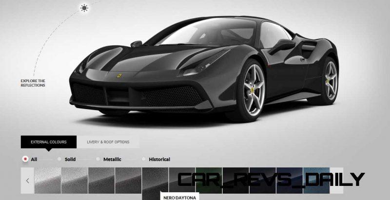 2016 Ferrari 488GTB Colors  66