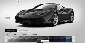 2016 Ferrari 488GTB Colors 67