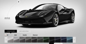2016 Ferrari 488GTB Colors  69