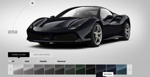 2016 Ferrari 488GTB Colors  70