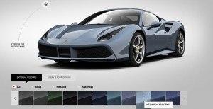 2016 Ferrari 488GTB Colors 74