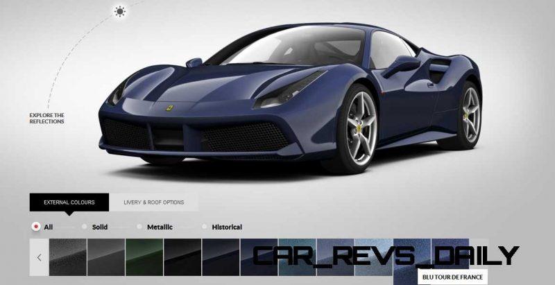 2016 Ferrari 488GTB Colors  75