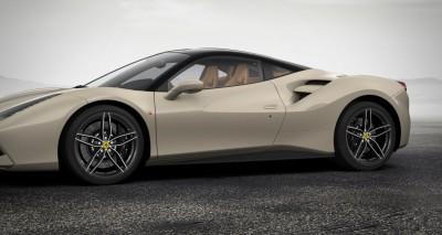 2016 Ferrari 488GTB Grigio Ingrid 1