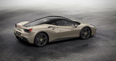 2016 Ferrari 488GTB Grigio Ingrid 3