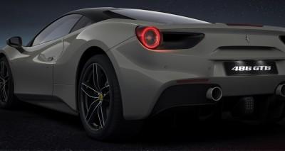 2016 Ferrari 488GTB Grigio Ingrid 7