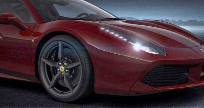 2016 Ferrari 488GTB Rosso Mugello 40