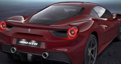 2016 Ferrari 488GTB Rosso Mugello 46