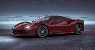 2016 Ferrari 488GTB Rosso Mugello 53