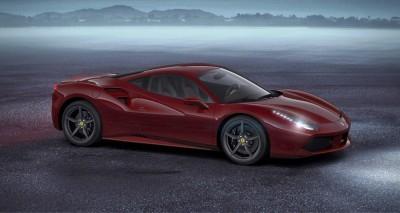 2016 Ferrari 488GTB Rosso Mugello 59