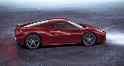 2016 Ferrari 488GTB Rosso Mugello 61