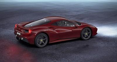 2016 Ferrari 488GTB Rosso Mugello 62