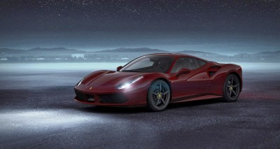 2016 Ferrari 488GTB Rosso Mugello 72