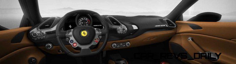 2016 Ferrari 488GTB White 13