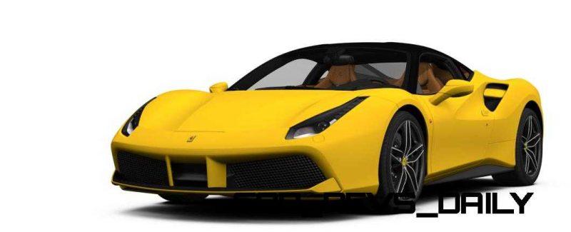 2016 Ferrari 488GTB White 21