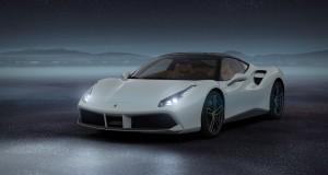2016 Ferrari 488GTB White 33