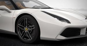 2016 Ferrari 488GTB White 60