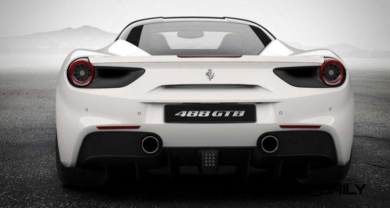 2016 Ferrari 488GTB White 63