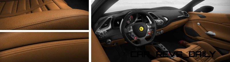 2016 Ferrari 488GTB White 8