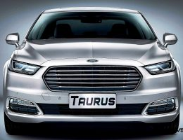 2016 Ford Taurus Revealed in Shanghai – USA Model Likely Near-Identical