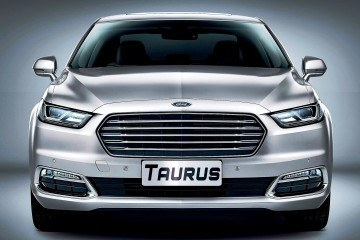 2016 Ford Taurus Revealed in Shanghai - USA Model Likely Near-Identical