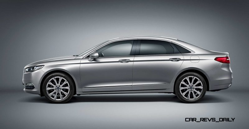 2016 Ford Taurus China 3