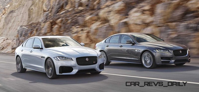 The Motoring World: Jaguar takes second over all and Best Executive
