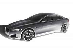 2016 Jaguar XF 43