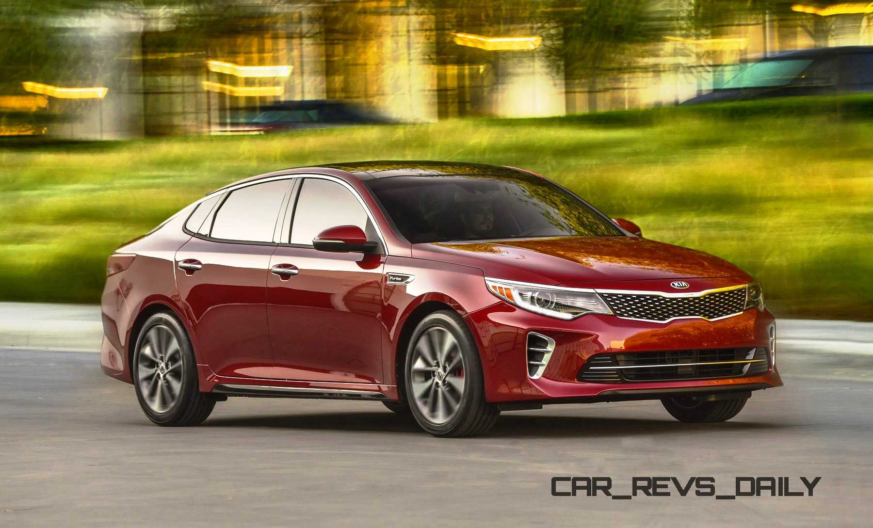 Popular First Drive Review  2016 Kia Optima SX 20T  By Ben Lewis