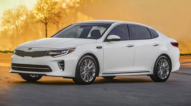 2016 Kia Optima SX-L