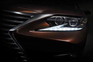 2016 Lexus ES 1
