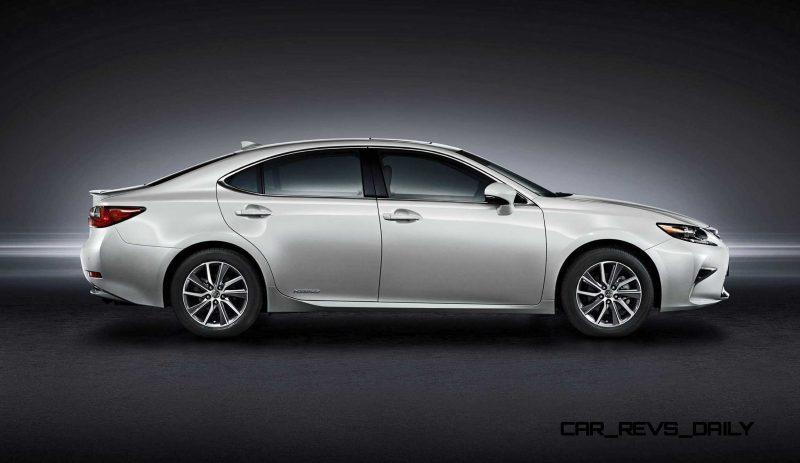 2016 Lexus ES 11
