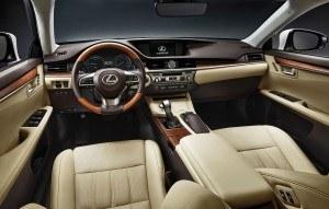 2016 Lexus ES 14