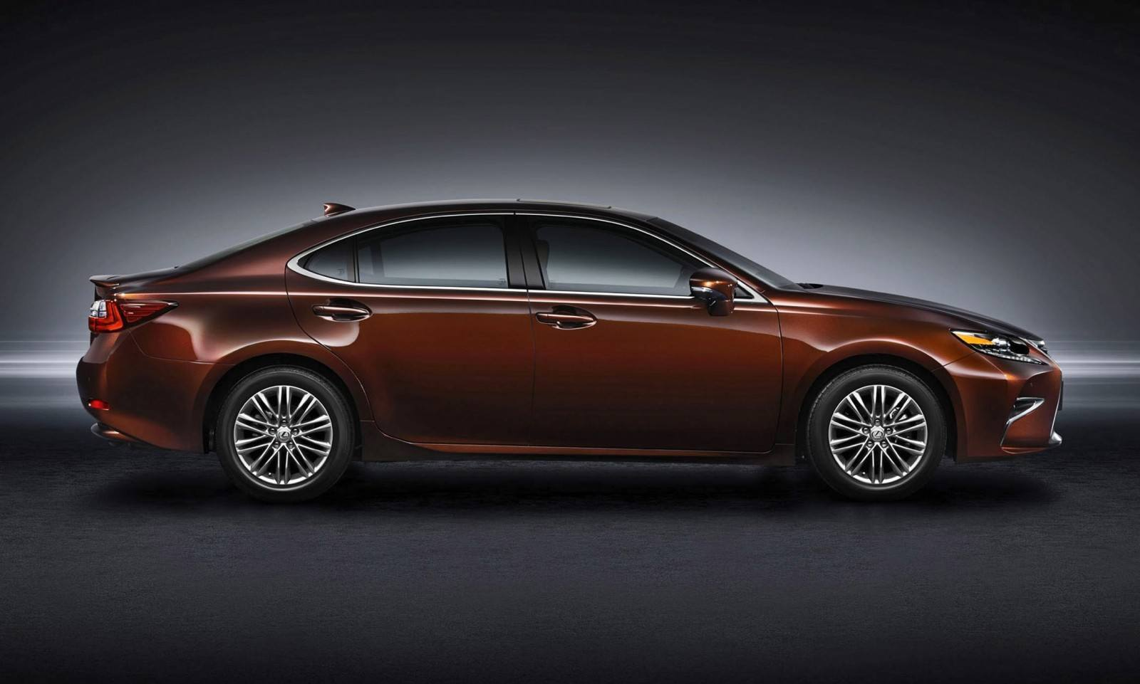 Lexus Nx 200T F Sport >> 2016 Lexus ES