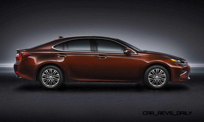 2016 Lexus ES 4