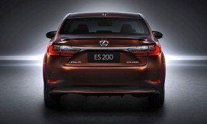 2016 Lexus ES 5