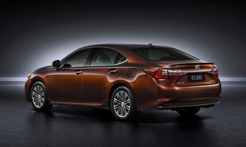 2016 Lexus ES 6