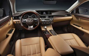 2016 Lexus ES 7