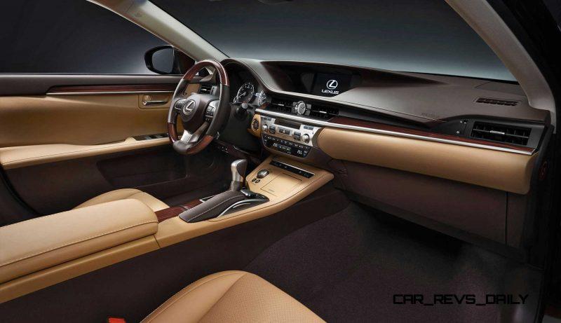 2016 Lexus ES 8