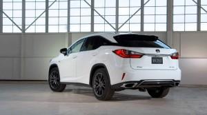 2016 Lexus RX 12