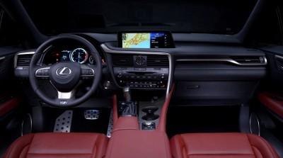 2016 Lexus RX 14