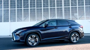 2016 Lexus RX 30
