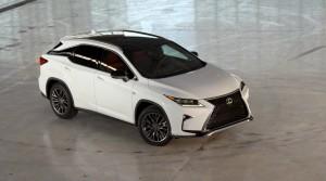 2016 Lexus RX 4