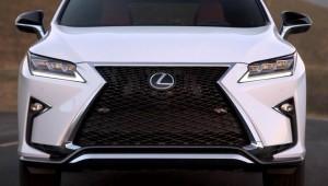 2016 Lexus RX 5