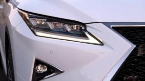 2016 Lexus RX 8