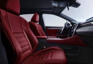 2016 Lexus RX350 F Sport 21