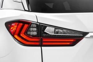 2016 Lexus RX350 F Sport 7