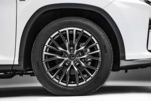 2016 Lexus RX350 F Sport 8