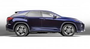 2016 Lexus RX450h 1